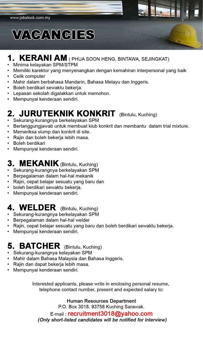 Cute Cara Membuat Resume Lepasan Stpm Images - Example Resume and ...